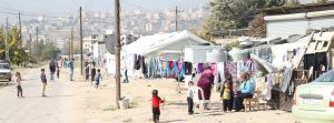 Syrian refugees growing vulnerabilities