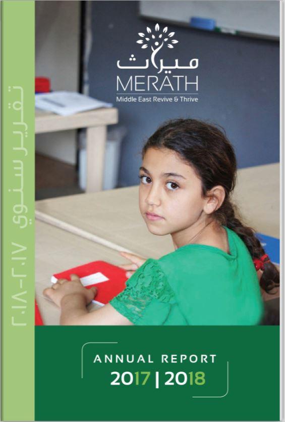 Annual report MERATH 2017 2018